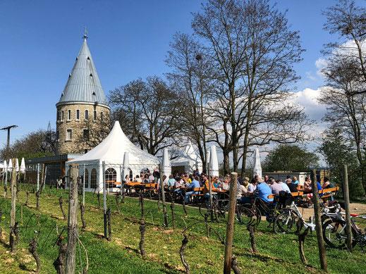 Die Flörsheimer Warte in Flörsheim-Wicker