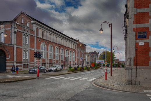 Kunstakademie in Verviers-Belgien © Jutta M. Jenning/mjpics.de