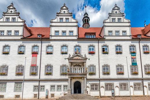 Altes Rathaus in der Lutherstadt Wittenberg