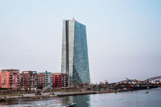 Frankfurt-Main-Europäische-Zentralbank