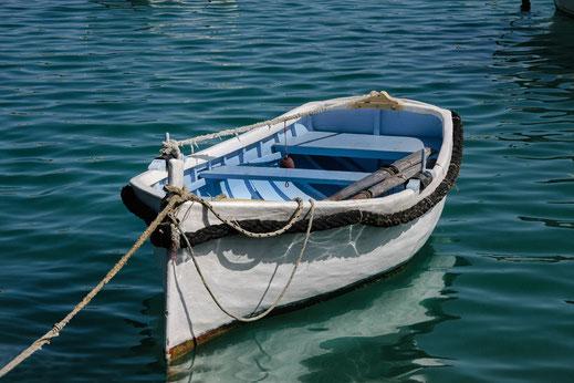 Kleines Boot in Marsaxlokk Malta © Jutta M. Jenning mjpics