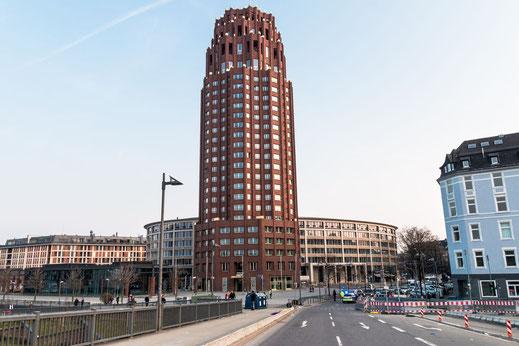 Frankfurt -Main-Plaza-Hotel