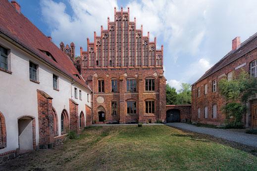Kloster Zinna in Jüterbog - Landkreis Teltow Fläming