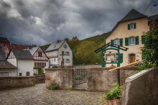 Altes Pfarrhaus in Monreal © Jutta M. Jenning www.mjpics.de