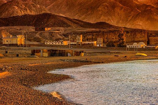 Beduinendorf im Sinai © Jutta M. Jenning ♦ www.mjpics.de