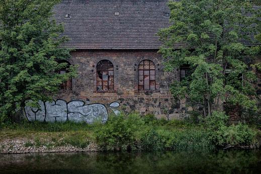 Ehemaliges Kondensatorenwerk-Fabrik in Görlitz