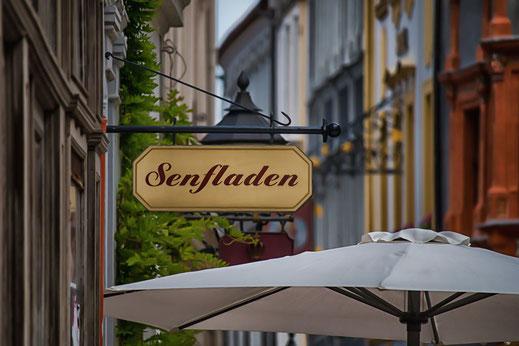 Senfladen in Görlitz Streetphoto