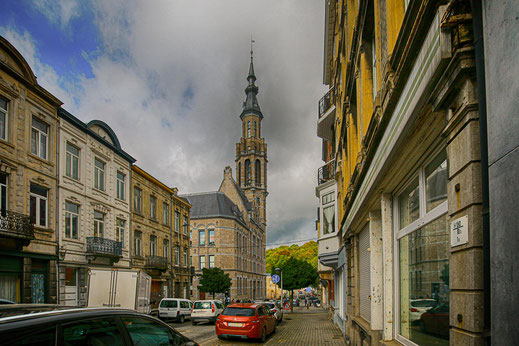La Grand Poste in Verviers-Belgien © Jutta M. Jenning/mjpics.de