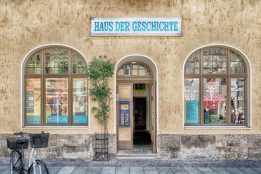 Haus der Geschichte in der Lutherstadt Wittenberg