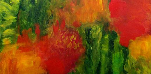 Sylvie Lander-peinture-fleurs-couleurs