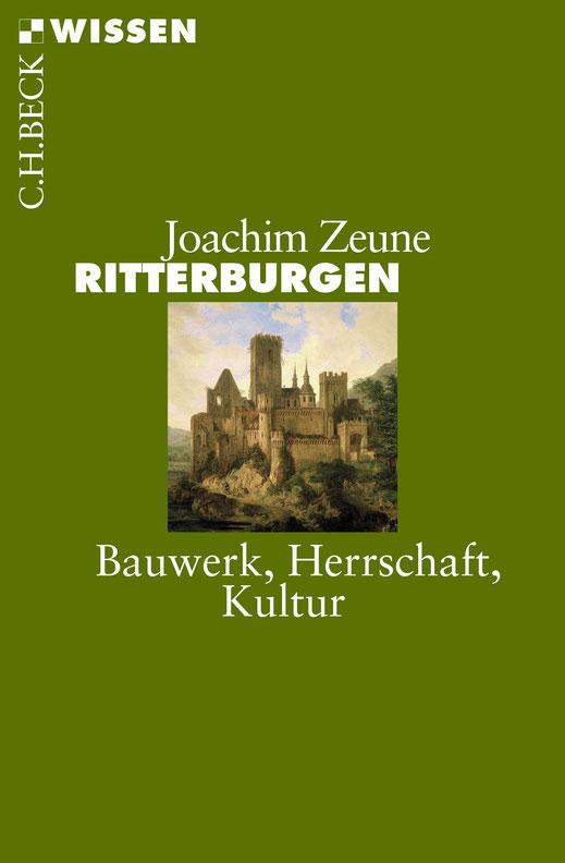 Joachim Zeune Ritterburgen