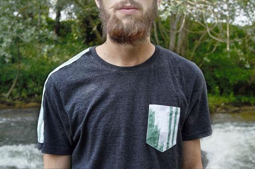 camiseta mediterranea
