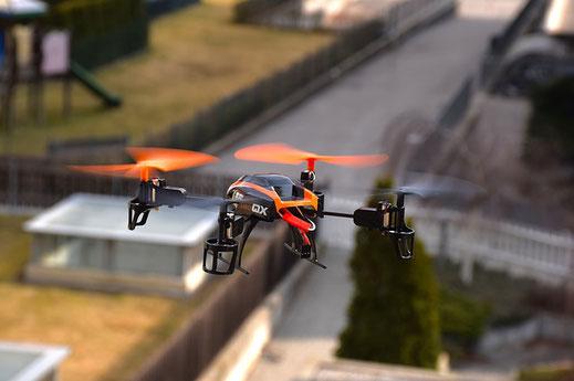 Baugutachter Drohnen Inspektion