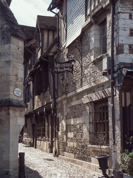 Vieille ville Honfleur