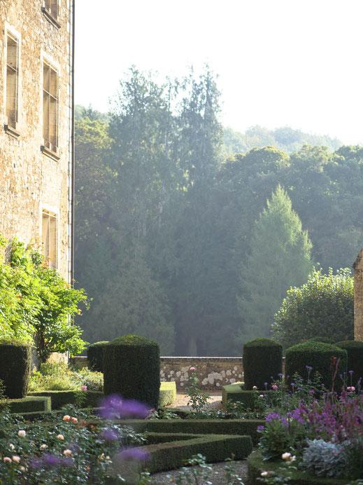 Bessé-sur-Braye, château de Courtanvaux