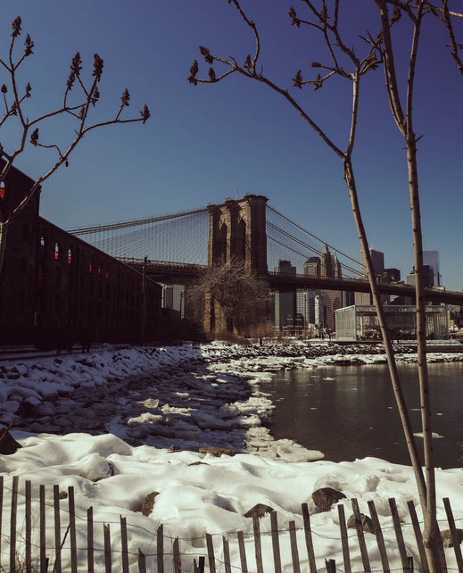 Pont de Brooklyn, New-York