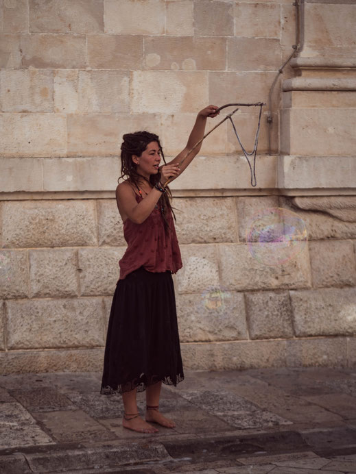 Spectacle de rues Dubrovnik