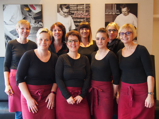 Unser Team in Raesfeld