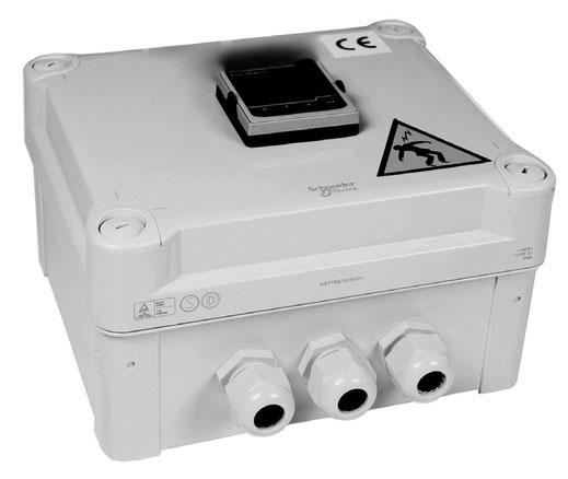 control digital panel lorenzoni