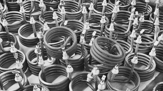 resistenze tubolari Lorenzoni