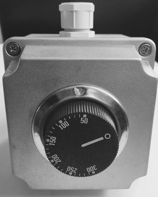 resistenze corazzate con termostato lorenzoni