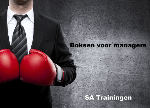 Workshop boksen voor managers