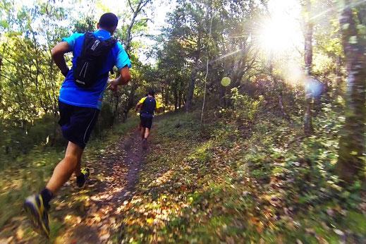 Trail Quillan 11km