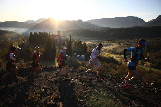 Trail Quillan - Ginoles