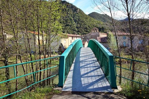 Passerelle de Cavirac