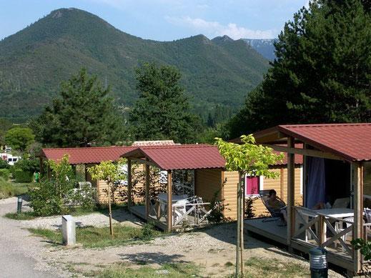 Camping La Sapinette - Quillan