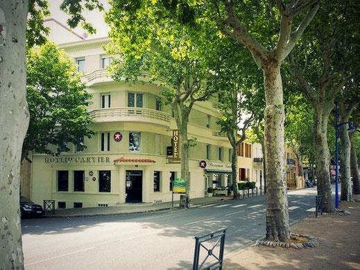 Hôtel restaurant Cartier - Quillan