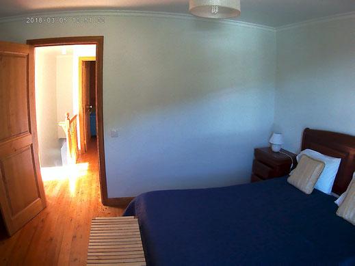 chambre de la location de vacances à Madère