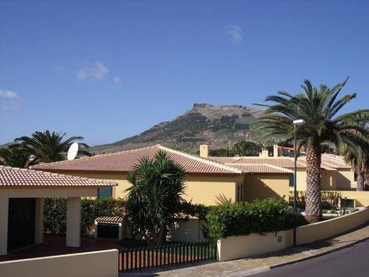 location de vacances à Porto Santo sur l'archipel de Madère.