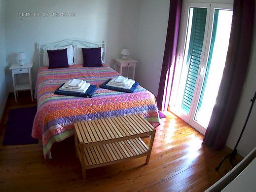chambre jaune de casadamanga