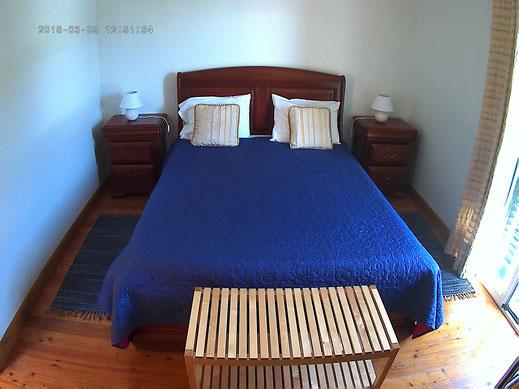 chambre bleue casadamanga madeira
