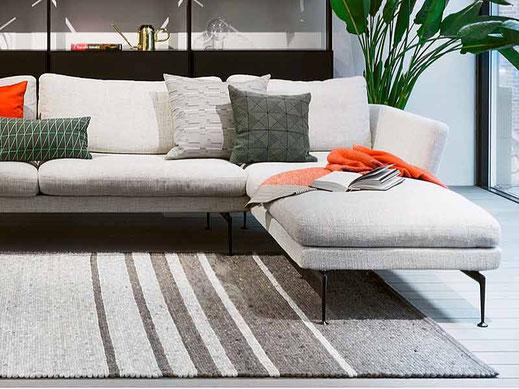 Design-Teppiche maßgefertigt von Meyer Warmsen