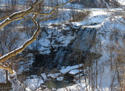 Andy Zav - Albion Falls photos