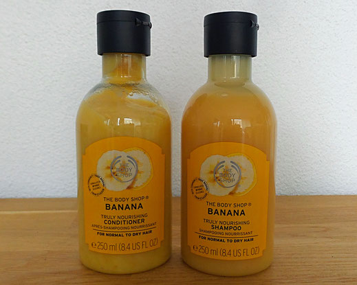 The-bodyshop-banana-shampoo-conditioner