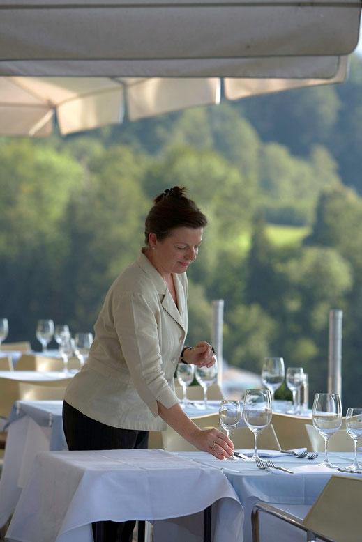 Brigitte Albertella Ristorante Pasteria Röthelberg Zug