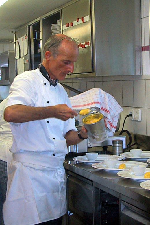 Giuseppe Albertella Ristorante Pasteria Röthelberg Zug