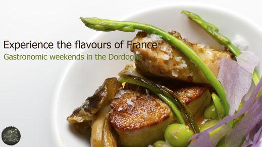 Foie Gras in Dordogne
