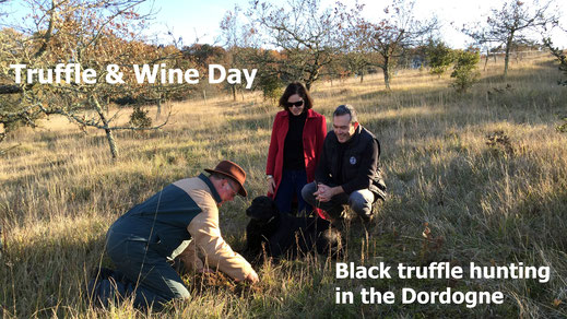 Bergerac wine tours in the Dordogne