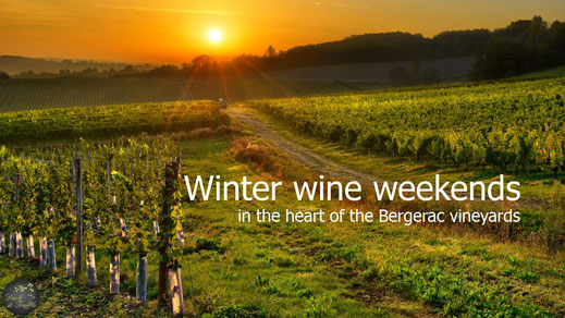 Wine tasting Bergerac wines in the Dordogne