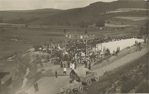 Turnplatz 1928