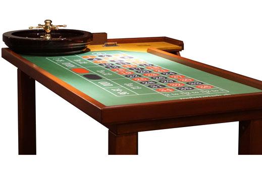 Roulette Tisch mieten Premium Set