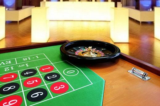 Roulette Tisch mieten Classic Set