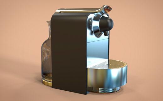 Infografía 3D de producto