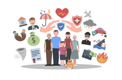 Courtier en assurances en ligne