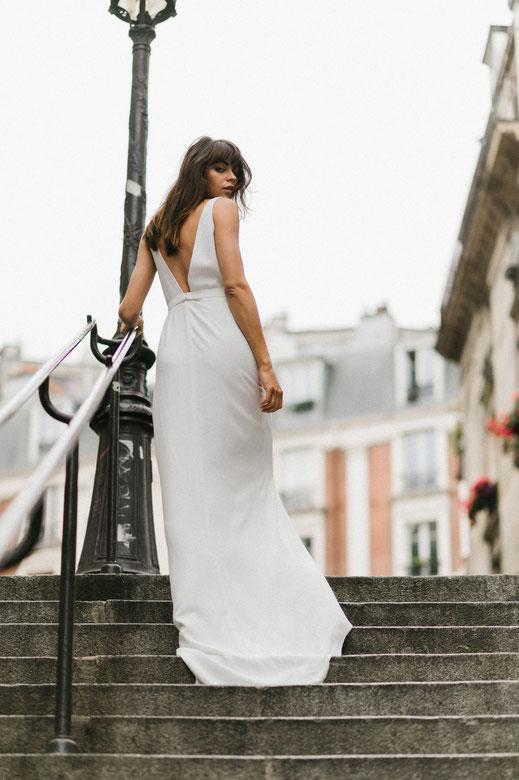 Mademoiselle De Guise - Modéle : Francoeur - Crédit : @chloelapeyssonnie