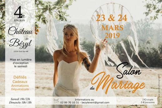 4ème Edition du Salon du Mariage de Bézyl 2019